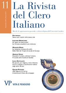 Rivista del Clero Italiano 11/2011