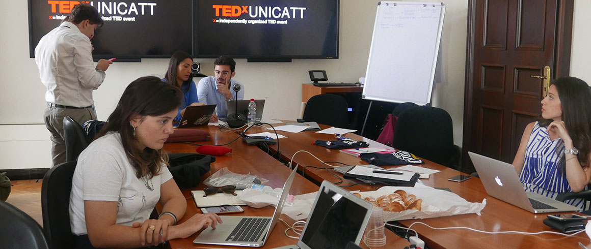 TIME. È tempo di TEDx in Cattolica