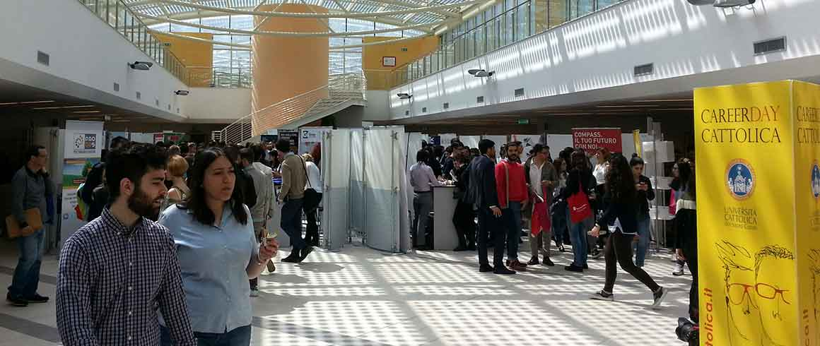 Career Day, appuntamento a Roma