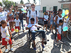 Enrico Serafini, Brasile
