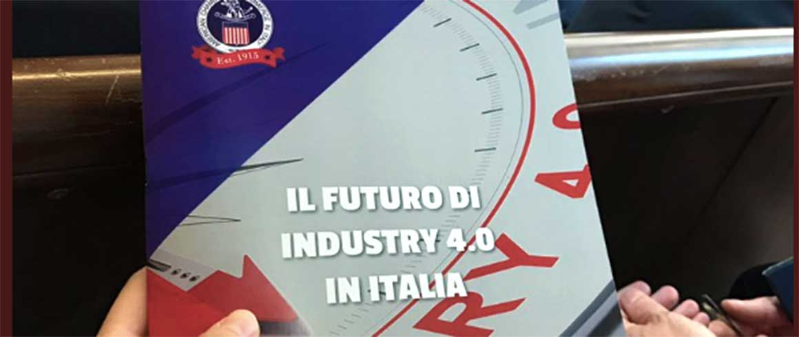 Industry 4.0, indietro non si torna