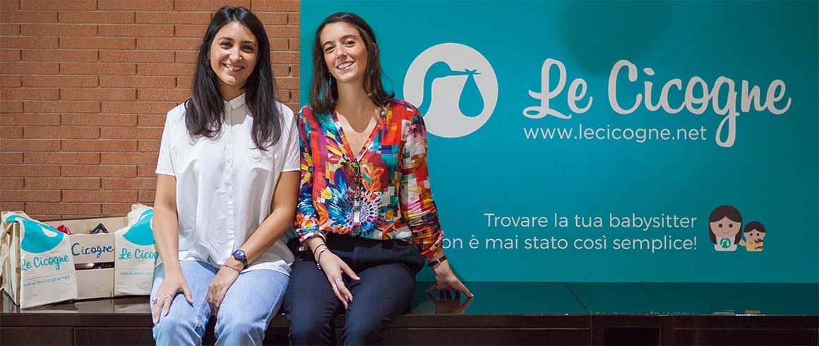Le Cicogne, la start-up vola alto