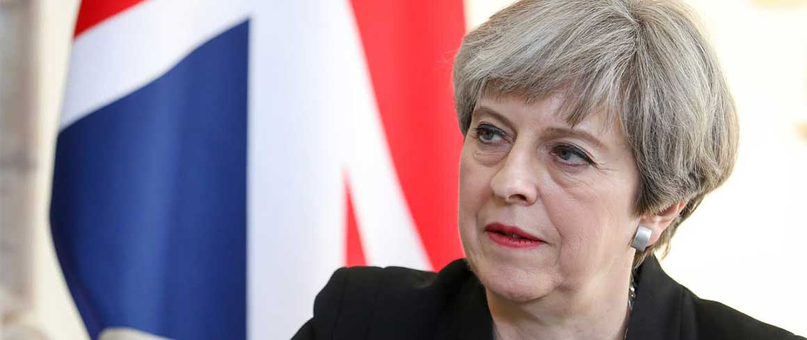 Theresa May e la crisi del leader